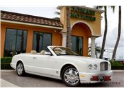 2007 Bentley Azure for sale in Deerfield Beach, Florida 33441