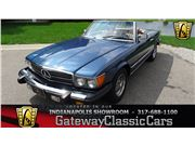 1985 Mercedes-Benz 380SL for sale in Indianapolis, Indiana 46268