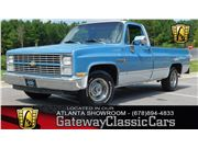 1983 Chevrolet C10 for sale in Alpharetta, Georgia 30005