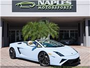 2014 Lamborghini Gallardo LP 560-4 Spyder for sale in Naples, Florida 34104