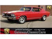 1968 Chevrolet Malibu for sale in Dearborn, Michigan 48120