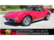 1972 Chevrolet Corvette for sale in DFW Airport, Texas 76051