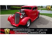 1934 Chevrolet Street Rod for sale in Indianapolis, Indiana 46268