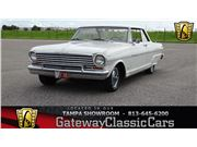 1963 Chevrolet Nova for sale in Ruskin, Florida 33570