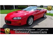 2002 Chevrolet Camaro for sale in Indianapolis, Indiana 46268