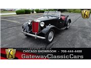 1952 MG TD for sale in Crete, Illinois 60417