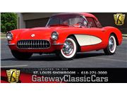 1957 Chevrolet Corvette for sale in OFallon, Illinois 62269