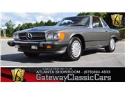 1988 Mercedes-Benz 560SL for sale in Alpharetta, Georgia 30005