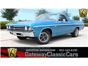 1969 Chevrolet El Camino SS for sale in Houston, Texas 77090