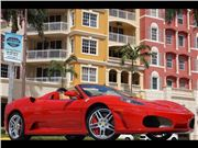 2008 Ferrari F430 Spider for sale in Naples, Florida 34104