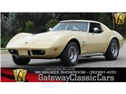 1976 Chevrolet Corvette for sale in Kenosha, Wisconsin 53144