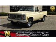 1977 Chevrolet C10 for sale in Dearborn, Michigan 48120