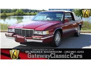 1992 Cadillac DeVille for sale in Kenosha, Wisconsin 53144