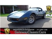 1980 Chevrolet Corvette for sale in Indianapolis, Indiana 46268