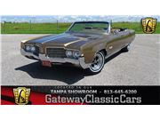 1969 Oldsmobile Ninety-Eight for sale in Ruskin, Florida 33570