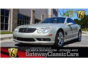 2004 Mercedes-Benz SL600 for sale in Alpharetta, Georgia 30005