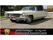 1965 Cadillac DeVille for sale in Dearborn, Michigan 48120
