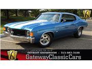 1972 Chevrolet Chevelle for sale in Dearborn, Michigan 48120