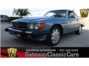 1987 Mercedes-Benz 560SL for sale in Houston, Texas 77090