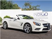 2016 Mercedes-Benz SL-Class for sale in Rancho Mirage, California 92270