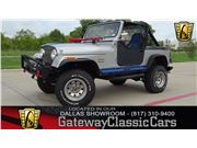 1985 Jeep CJ7 for sale in DFW Airport, Texas 76051