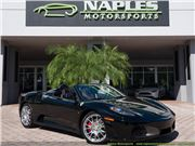 2007 Ferrari F430 F1 Spider for sale in Naples, Florida 34104