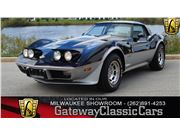 1978 Chevrolet Corvette for sale in Kenosha, Wisconsin 53144