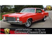 1970 Chevrolet Monte Carlo for sale in Dearborn, Michigan 48120