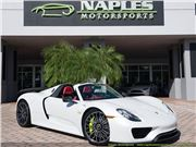 2015 Porsche 918 Spyder for sale on GoCars.org