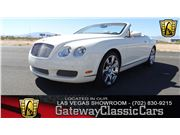2007 Bentley Continental for sale in Las Vegas, Nevada 89118
