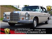 1968 Mercedes-Benz 280S for sale in Alpharetta, Georgia 30005