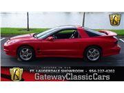 2001 Pontiac Firebird/TransAm for sale in Coral Springs, Florida 33065