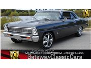 1966 Chevrolet Nova for sale in Kenosha, Wisconsin 53144