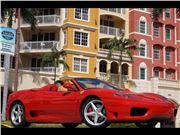 2001 Ferrari 360 Spider 6 Speed for sale on GoCars.org