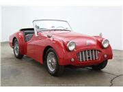 1957 Triumph TR3 for sale in Los Angeles, California 90063