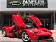 2015 Ferrari LaFerrari for sale in Naples, Florida 34104