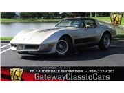 1982 Chevrolet Corvette for sale in Coral Springs, Florida 33065