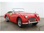 1956 Triumph TR3 for sale in Los Angeles, California 90063
