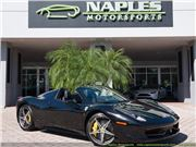 2013 Ferrari 458 Spider for sale in Naples, Florida 34104