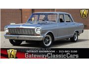 1964 Chevrolet Nova for sale in Dearborn, Michigan 48120