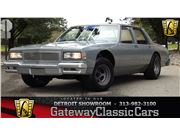 1987 Chevrolet Caprice for sale in Dearborn, Michigan 48120