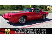 1980 Pontiac Firebird for sale in DFW Airport, Texas 76051