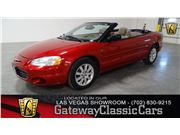2002 Chrysler Sebring for sale in Las Vegas, Nevada 89118