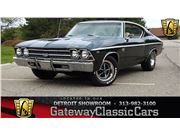 1969 Chevrolet Chevelle for sale in Dearborn, Michigan 48120