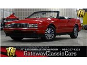 1993 Cadillac Allante for sale in Coral Springs, Florida 33065