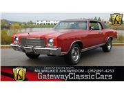 1970 Chevrolet Monte Carlo for sale in Kenosha, Wisconsin 53144