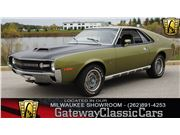 1970 AMC AMX for sale in Kenosha, Wisconsin 53144
