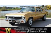 1971 Chevrolet Nova for sale in Kenosha, Wisconsin 53144