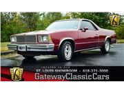 1978 Chevrolet El Camino for sale in OFallon, Illinois 62269