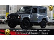 1991 Land Rover Defender for sale in Coral Springs, Florida 33065
